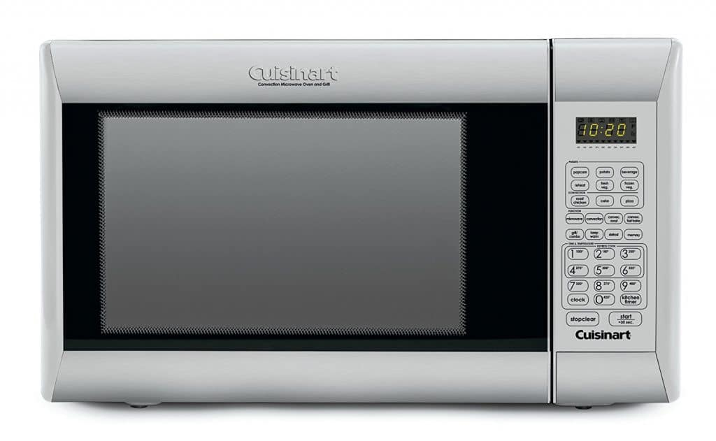 Cuisinart CMW 200 Review