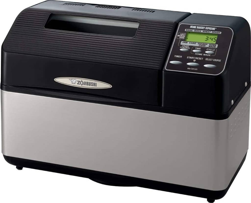 Zojirushi BB-CEC20 Home Bakery Supreme Bread Maker