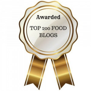 Top 200 Best Food Blogs 2018