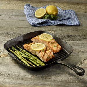 Cuisinart CI30-23BG 9.25-inch Square Griddle Pans