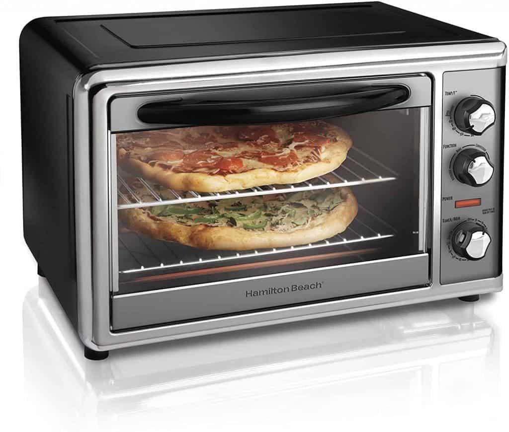 Hamilton Beach 31104 countertop convection oven
