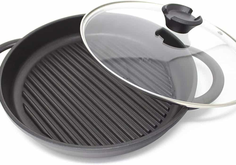The Whatever Griddle Pan with Glass Lid By Jean Patrique