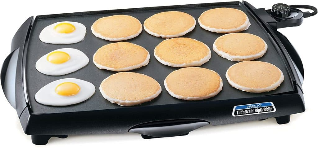 Presto 07046 Tilt 'n Griddle (Electric)