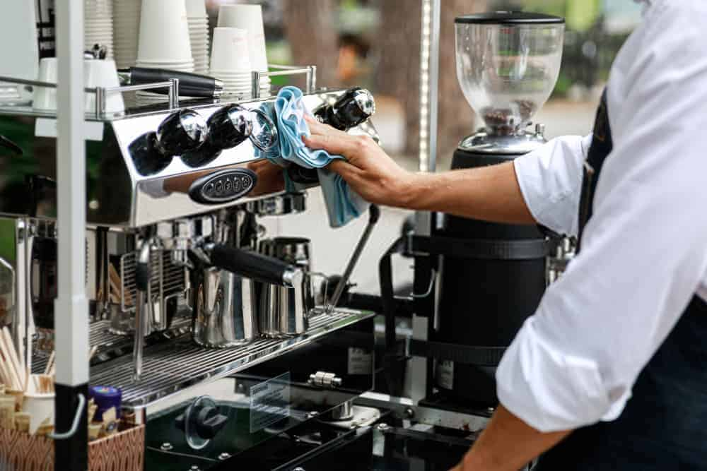 How To Clean an Espresso Machine At Home