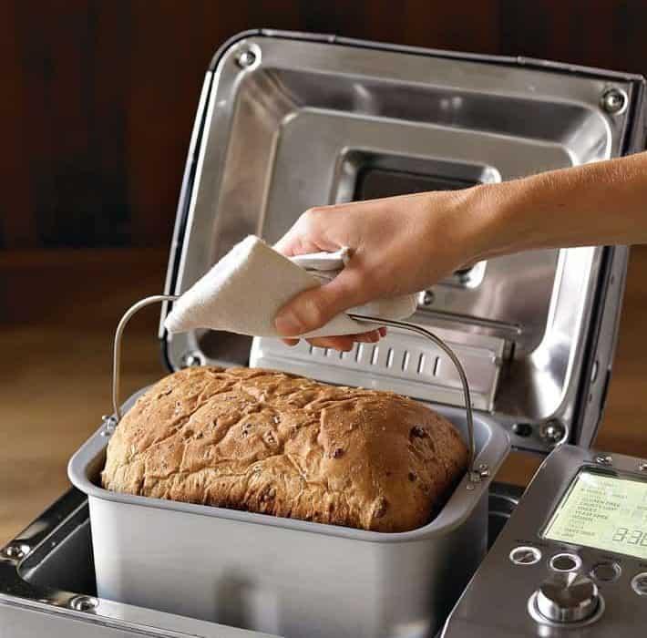 benefits of a bread machine