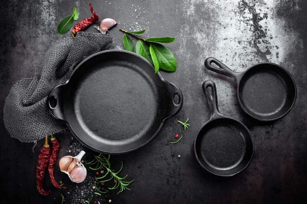 Things I Never Do to My Cast Iron Skillet