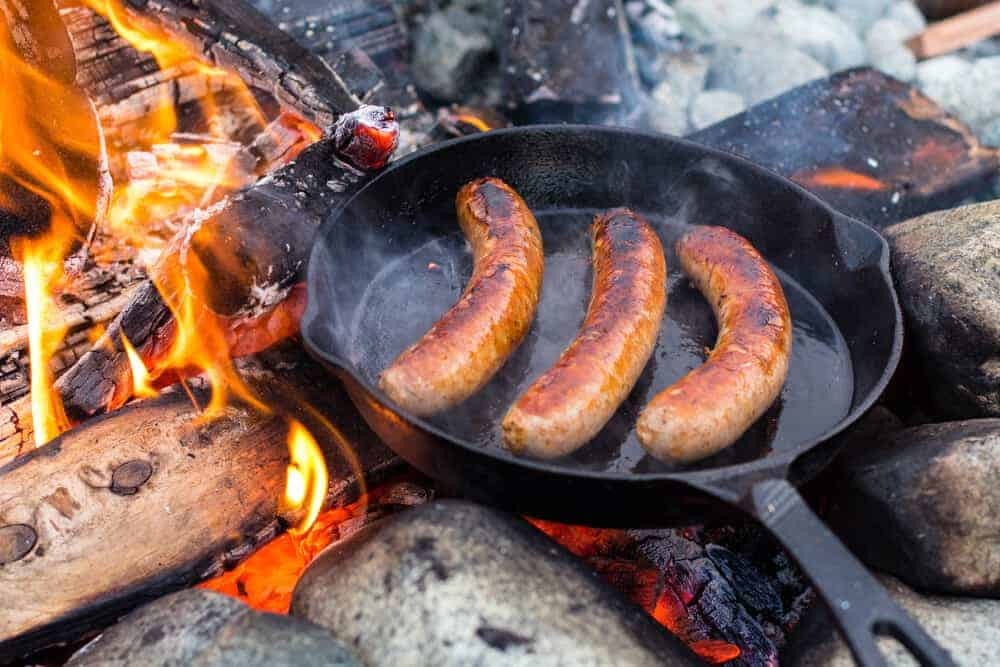 Tips To Use Cast Iron on the Grill