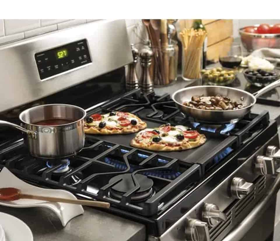GE Appliance JGBS66REKSS Sealed Burner Range