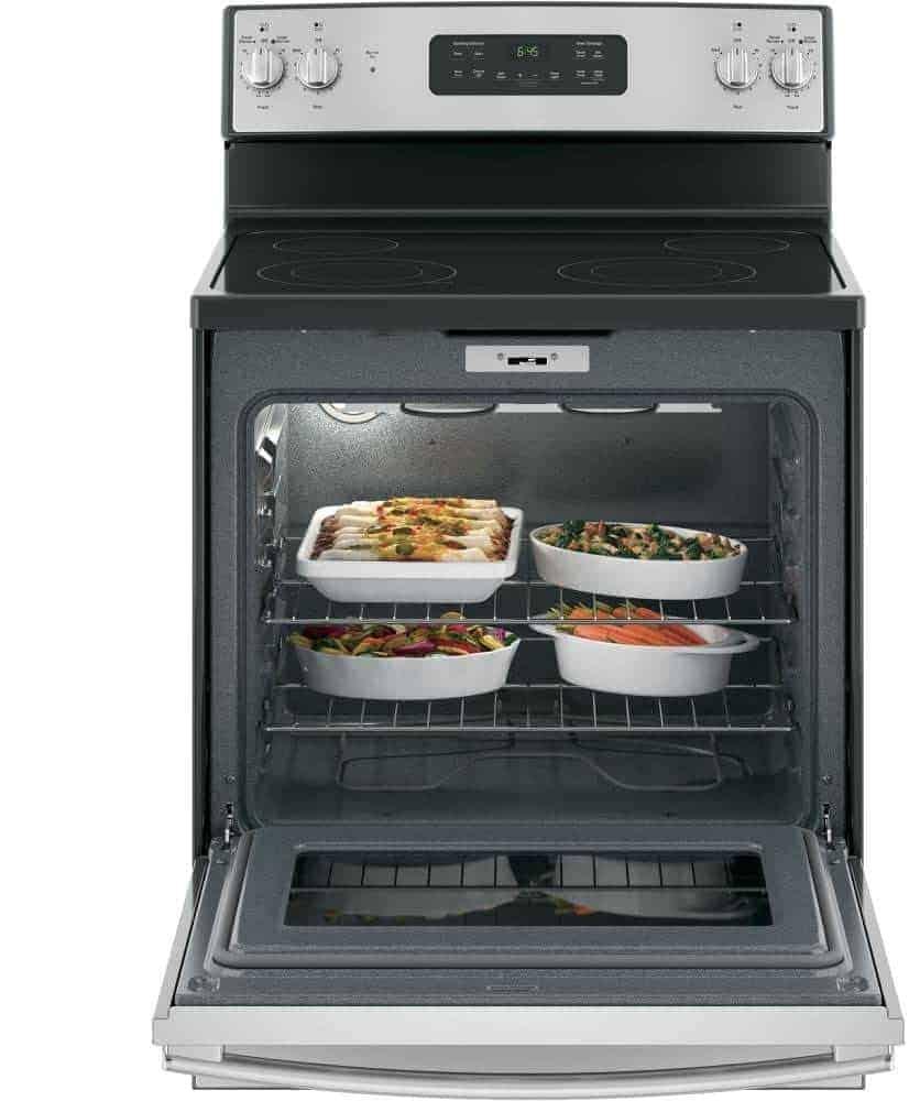 GE Appliances JB645RKSS Reviews
