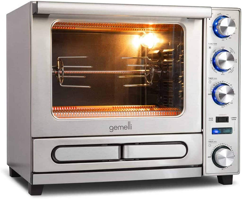 Gemelli twin Oven Review