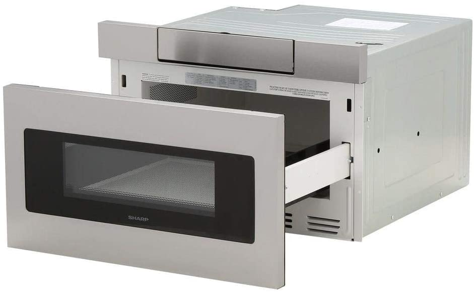 Sharp SMD2470AS Microwave Drawer Oven Reviews