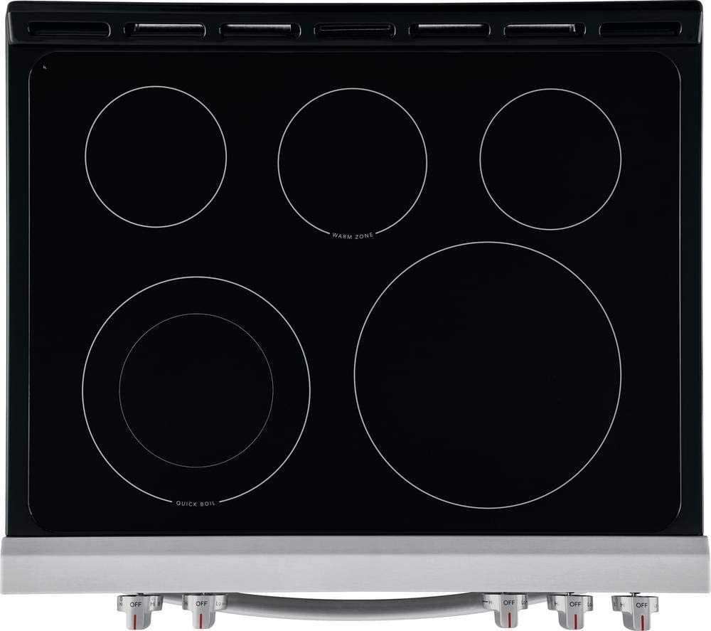 Frigidaire FFEH3054US 30 Inch Freestanding Electric Range Review