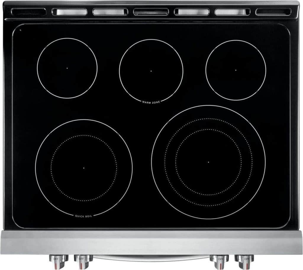 Frigidaire FGEH3047VF Gallery Series 30 inch Electric Range Reviews