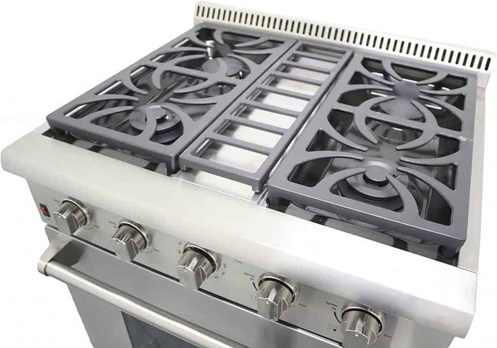 Thor HRG3080U 30 inch Gas Range Reviews