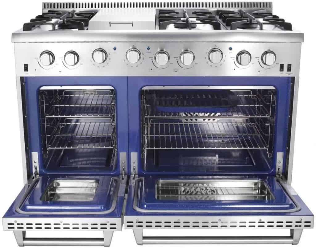 Thor Kitchen HRG4808U Review