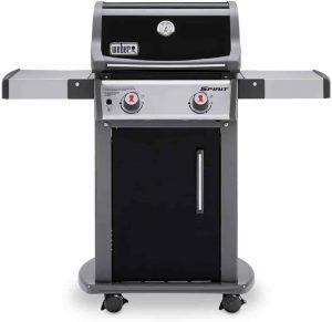 1. Weber 46110001 Spirit E-210 Gas Grill
