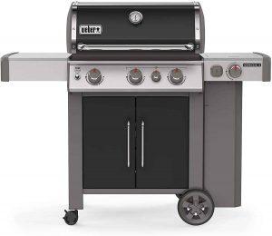 1. Weber 61016001 Genesis II E-335 3-Burner Liquid Propane Grill