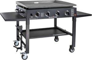 10. Blackstone 4 Burner 36 Inches Propane Gas Grill