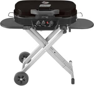 3. Coleman RoadTrip Portable Stand-Up Propane Grill