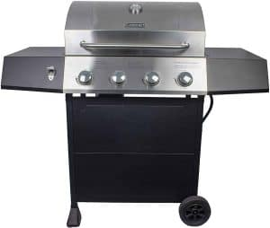 "4. Cuisinart CGG-7400 54"" Propane Grill"