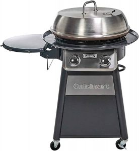 6. CUISINART CGG-888 Grill 22-Inch 360° Griddle