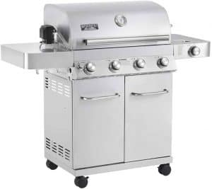 6. Monument Grills 17842 4-Burner Propane Gas Grill