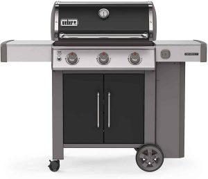 6. Weber 61015001 Genesis II E-315 3-Burner Liquid Propane Grill