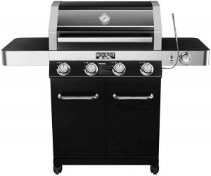 9. Monument Grills 4-Burner Propane Gas Grill