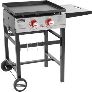 9. Royal Gourmet GB2000 2-Burner Propane Gas Grill Griddle