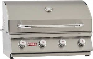 1. Bull Outdoor Products 26039 Drop-In Grill