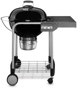 2. Weber Performer (22-Inch)Charcoal Grill
