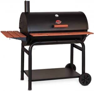 4. Char-Griller Square Inch Charcoal Grill