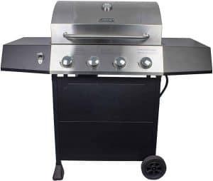 5. Cuisinart (CGG-7400) Four-Burner Gas Grill
