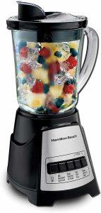 5. Hamilton Beach (40 Oz) BPA Free Glass Jar