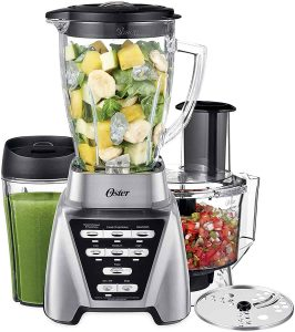 6. Oster Blender Pro 1200 with Glass