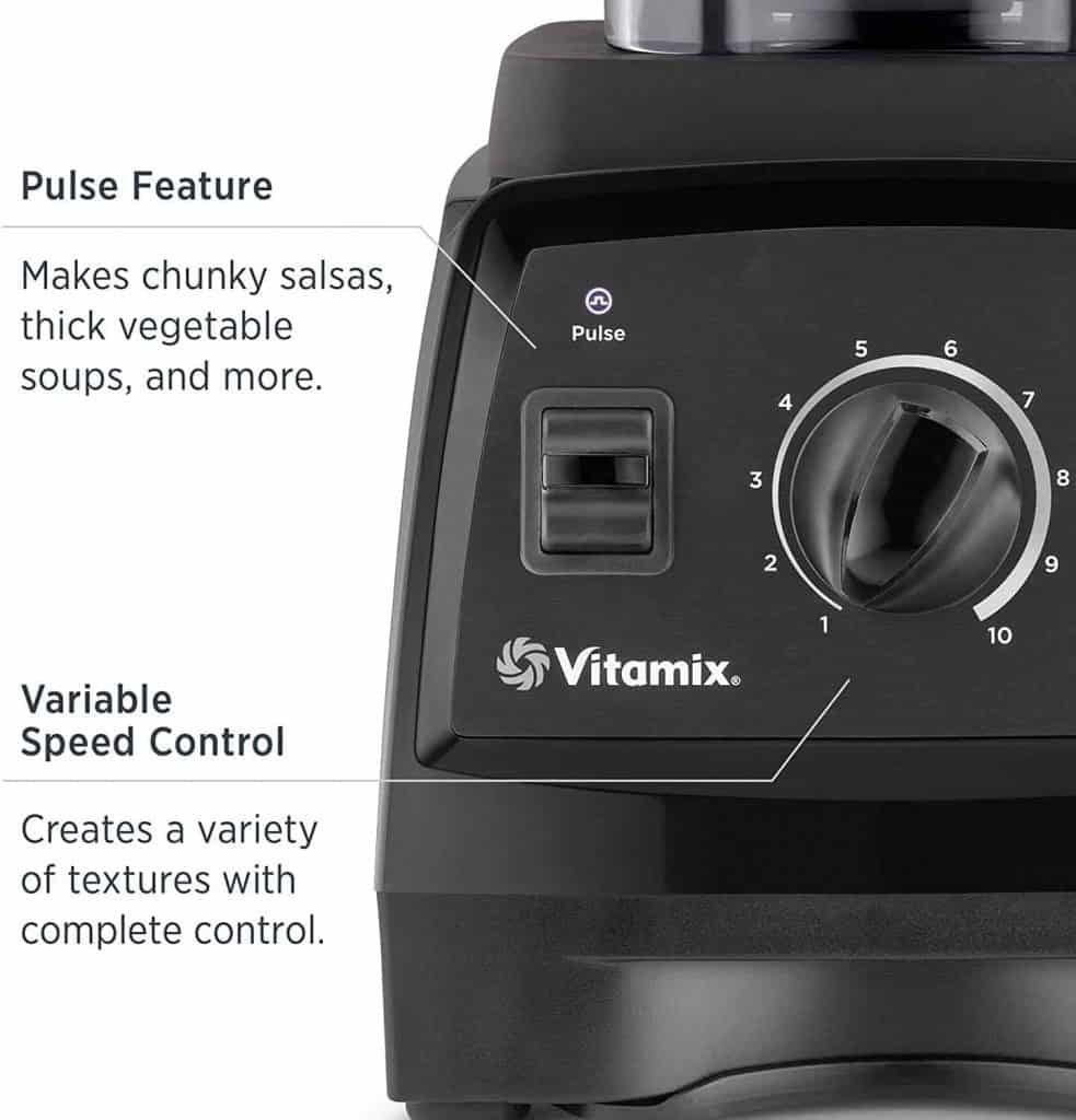 Vitamix, Red 7500 Blender, Professional-Grade, 64 oz. Low-Profile Container