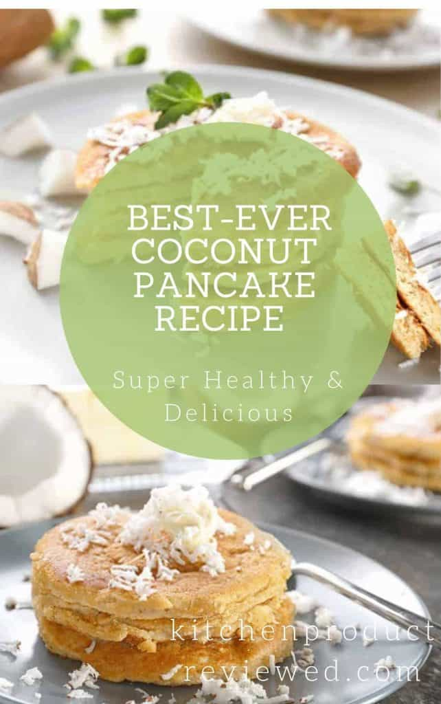 Coconut Pancake Recipe