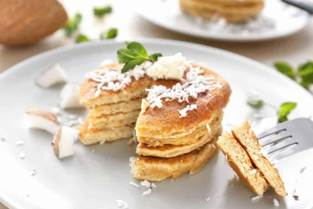 How To Make Coconut Pancake Recipe